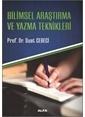Alfa Bilimsel Araştırma Ve Yazma Teknikleri Renkli